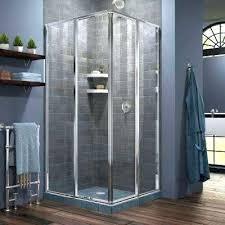 home depot sliding shower doors fascinating home depot framed shower doors framed corner sliding shower bathroom