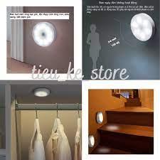 Đèn cảm ứng sạc pin dán tường cao cấp, độ nhạy cảm ứng cao, tiết kiệm điện, đèn  led cảm ứng thông minh. chính hãng 59,000đ