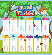 Picture Of Time Table Chart Time Table Chart Vector Images Over 1 000