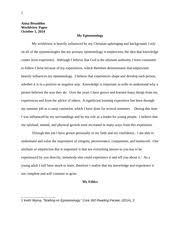 worldview entry julianne king core sg worldview journal 8 pages core 350 worldview application paper