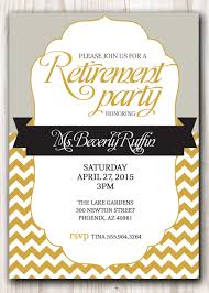 printable retirement party invitations com printable retirement party invitations to design your own party invitation in glamorous styles 201120163