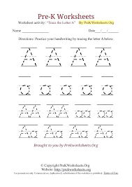 Letter Tracing Templates Tracing Letters For Preschool Download Free Educational Worksheets