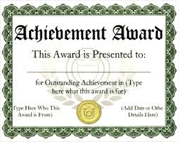 Certificate Of Awards - April.onthemarch.co