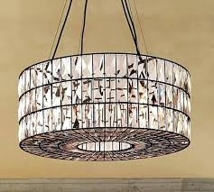 round black chandelier amazing wide lamps plus modern metal dining room