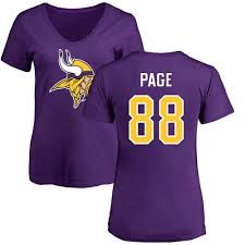 Authentic Jerseys Alan Elite Jersey Limited Game Page Vikings Kids Womens Youth Cheap
