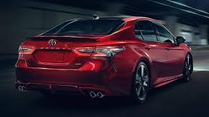 Toyota: Toyota Camry 2019-2020 Rear View - New Car Models Toyota ...