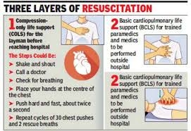 Kolkata Classes On Cpr To Cut Down Deaths Due To Cardiac