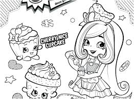 Awesome Coloring Sheets Of Shopkins Or Coloring Pages Printable