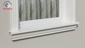 So Wird Eine Außen Fensterbank Mit Alu Abdeckung In 5 Minuten Eingebaut
