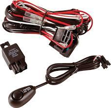 12v 40a universal lighting harness