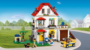 Lego Full House Legoar Creator Products And Sets Legocom Us Creator Legocom