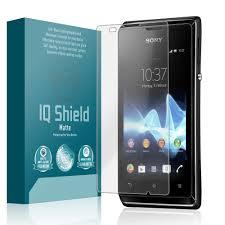 IQ Shield Matte - Sony Xperia E dual