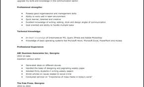 Sponsorship Resume Template Magnificent Electronic Resume Builder Motocross High School Theseventhco