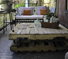 Upcycling Wood Boards With Pallet Coffee Table Plans  Coffe Table Pallet Coffee Table Diy