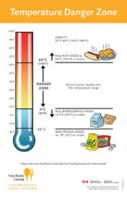 Food Temperature Chart Danger Zone 8 Things You Should Know About Food Safety Delishably