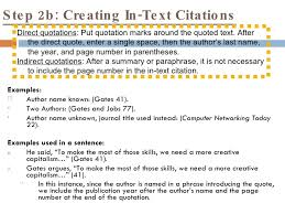 MLA FORMAT Resources  Sample Page  and Citation Examples    ppt     mrjohnsonssclasses   Wikispaces MLA  In Text Citations