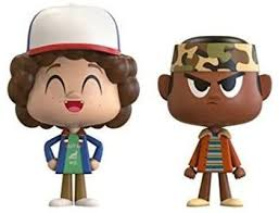 Amazon.com: Funko VYNL: Stranger Things Dustin and Lucas Collectible Vinyl  Figures: Stranger Things: Toys & Games