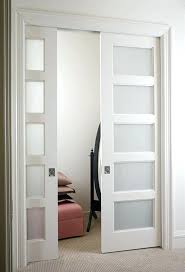 french doors interior closet door replacement company frosted 48 inch glass bedroom