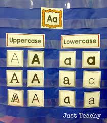 Alphabet Sort Letter Of The Day Or Letter Of The Week Www