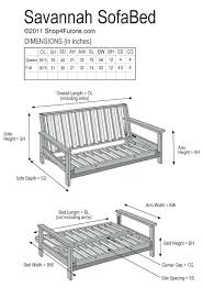 wooden frame futon sofa bed sofa bed assembly