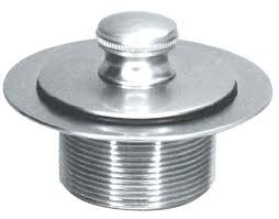 bathtub drain stopper removing replacement