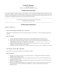 Breakupus Ravishing Resume Career Summary Examples Easy Resume     How to get started in science writing and communications    Why job boards  are a waste of your time