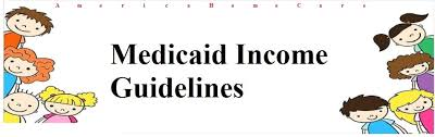 Medicaid Eligibility Income Chart Pa Check Medicaid Income Guidelines Rules Limits