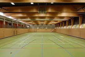 Danach wurde er aber durch moderne bodenbeläge aus kunststoff, kork etc. Linoleum Fur Sporthallen Boden News Produkte Archiv Baunetz Wissen