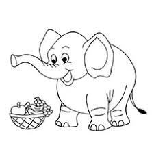 top 25 coloring pages of s your toddler will love maanasi on june 21 2018 elephant