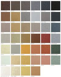 Overcrete Resurfacing System Colour Combinations