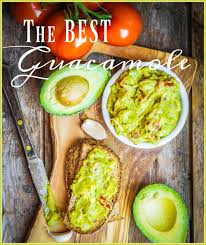 the best guacamole you will ever eat