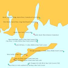 Noank Mystic River Entrance Connecticut Tide Chart