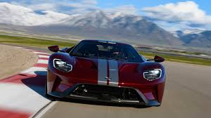 2017 Ford GT supercar first drive review with photos ...
