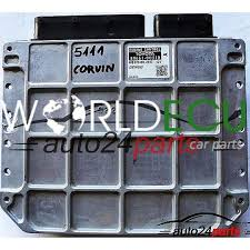 ECU ENGINE CONTROLLER TOYOTA YARIS 1.3 VVTi DENSO MB2751002494 ...