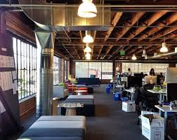 Creative office spaces Creativity Loft Office Space With Workers Kgm Architectural Lighting Creative Office Space Trends Blackacre