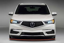 2017 Mdx Fog Lights For 2017 Acuras Mdx Crossover Gets A Style Update