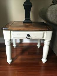 refinished coffee tables best refinished end tables ideas on refinish coffee table without sanding