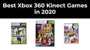 Best Xbox 360 Kinect Games in 2020 ...