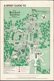 butchart gardens map. Interesting Butchart For Instance I Made No Pictures Of The Butchart Gardens An Extraordinary  Spot In Victoria BC During My June 1985 Visit The Only Image Have Is  In Gardens Map