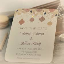 Christmas Wedding Save The Date Cards Christmas Winter Wedding Save The Date Cards By Beautiful Day