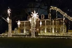 Bus Tour Combines Holiday Lights And Houston History