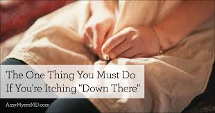 """The One Thing You Must Do if You're Itching """"Down There"""" - Amy Myers MD"""