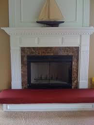 custom made fireplace hearth safety cushion