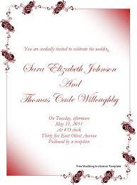 invite templates word Wedding Invitation Word Templates Free wedding invitation template word rockd n lockd com wedding shower invitation templates word free