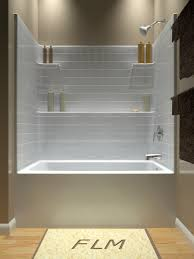 Jacuzzi Shower Combination Designs Enchanting Jetted Tub Shower Combo Images 85 What Is