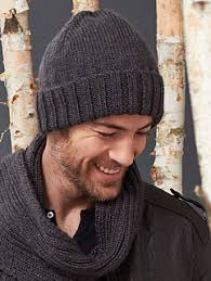 Mens Beanie Knitting Pattern