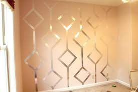 modern wall stencils paint patterns on wall ideas designs walls classic patterns for stencil wall paint