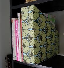 Pink Magazine Holder Recycled Magazine Holder Pink Polka Dot 82