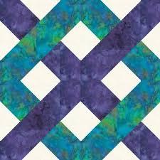 Free Quilt Block Pattern Links, Names starting with K & Kentucky Chain Quilt Block Pattern Adamdwight.com