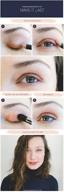 eye makeup cheat sheets that everyone will wish they had years ago diy eyeshadow primer